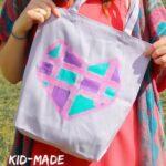 DIY Color-Changing Beach Bag