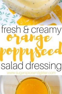 Orange Poppyseed Dressing