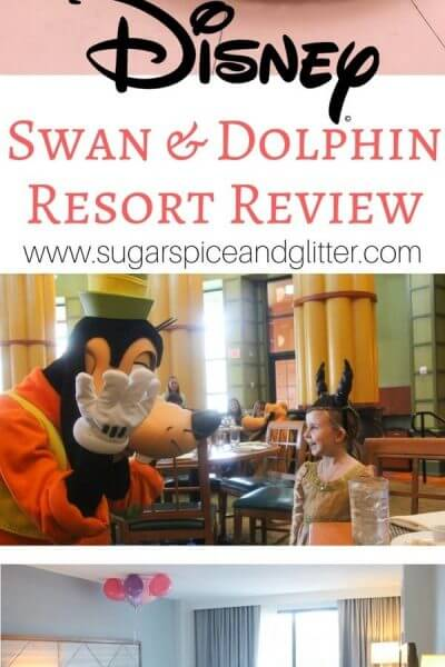 Walt Disney World's Swan Resort Review