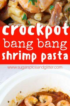Crockpot Bang Bang Shrimp