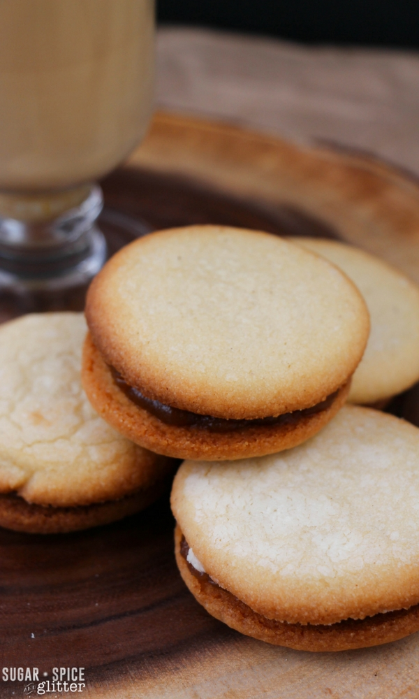 Spiced Vanilla Butter Cookies with Filling ⋆ Sugar, Spice ...