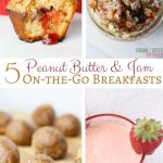 5 PB&J Breakfast Recipes