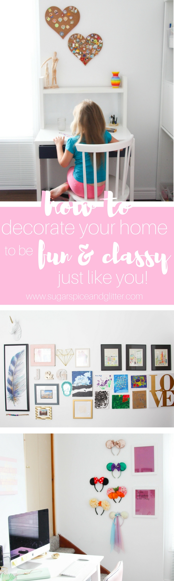 how to decorate your home with fun u0026 class sugar spice and glitter