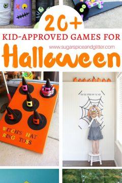 20+ Halloween Games for Kids
