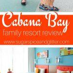 Cabana Bay Resort Review