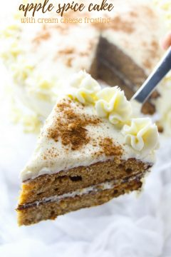 Apple Spice Layer Cake