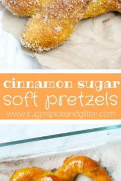 Cinnamon Sugar Pretzels – Better Than You Can Get at the Mall!