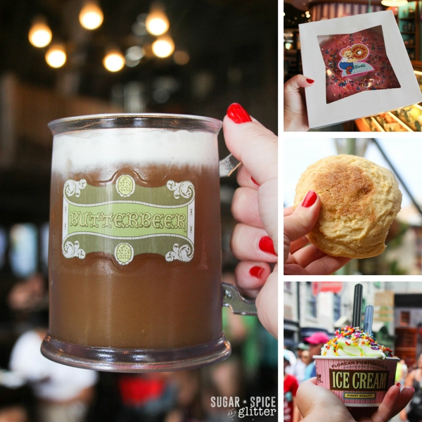 The best snacks you can buy at Universal Studios Florida