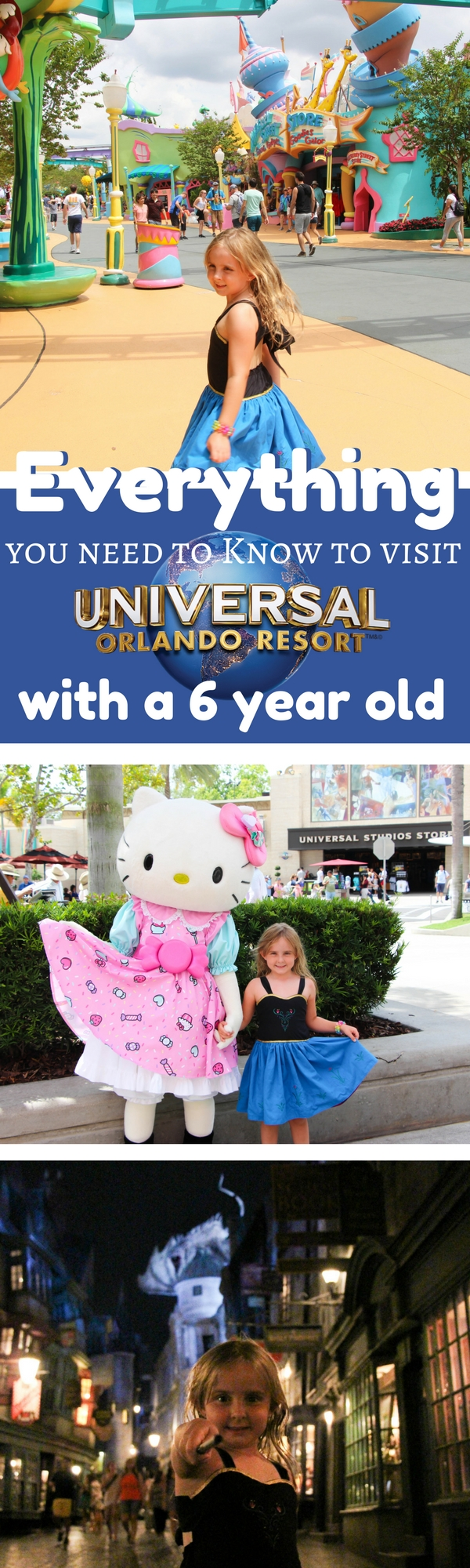 Universal Studios Vacation Planning for Parents with young kids - the best Universal Studios rides for kids, kid-friendly snacks, what to pack and more