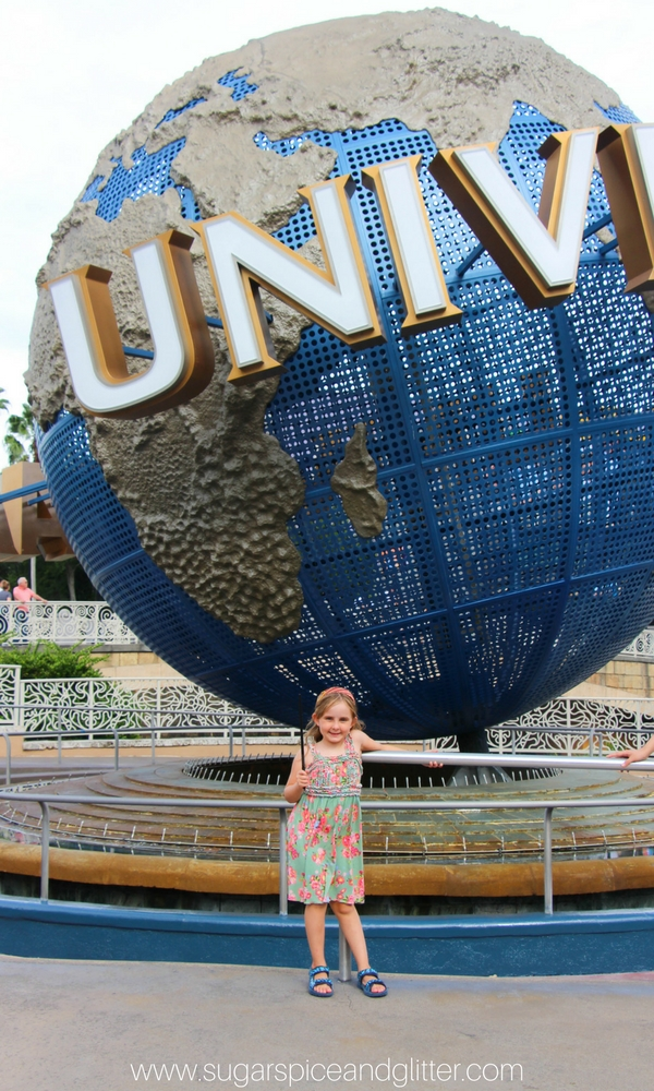 Awesome tips for parents with young children planning a Universal Studios trip