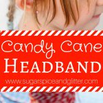Peppermint Swirl Headband