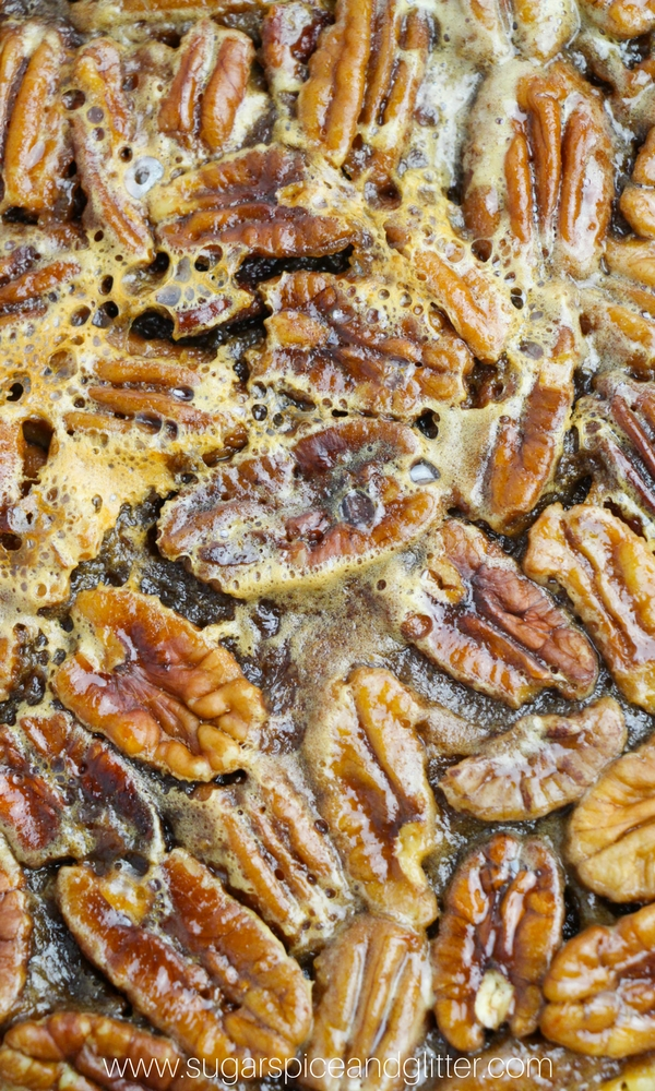 This maple pecan pie is the ultimate in foolproof Thanksgiving desserts - and we've replaced the corn syrup with maple syrup for a natural, earthy sweetness that is beautifully balanced between the buttery crust and the toasty pecans.