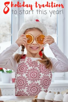 Eight Holiday Traditions to Start this Year