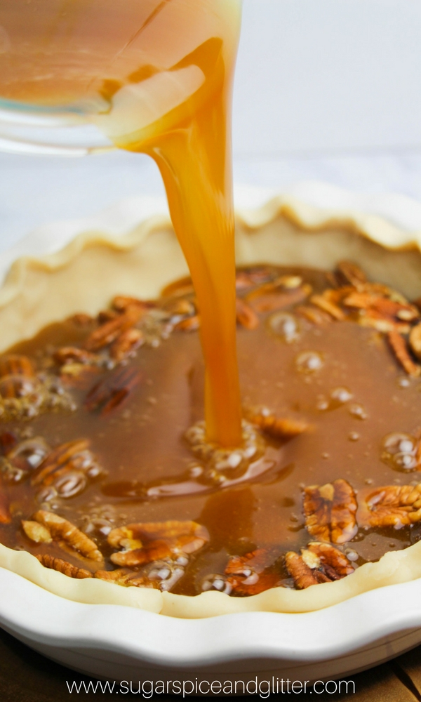 A delicious pecan pie recipe for new bakers