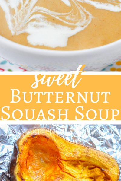 Roasted Butternut Squash Soup