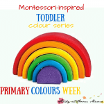 Primary Colours Week!