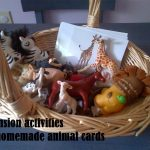 Extension Activities for Animal Cards