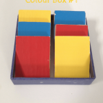 DIY Montessori Materials: Colour Box 1