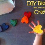 A Quick DIY: Block Crayons