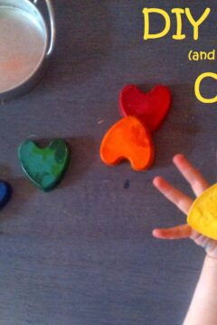 A Quick DIY: Block Crayons (with Video)