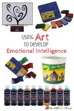 Artful Emotions: Using Art to Develop EQ