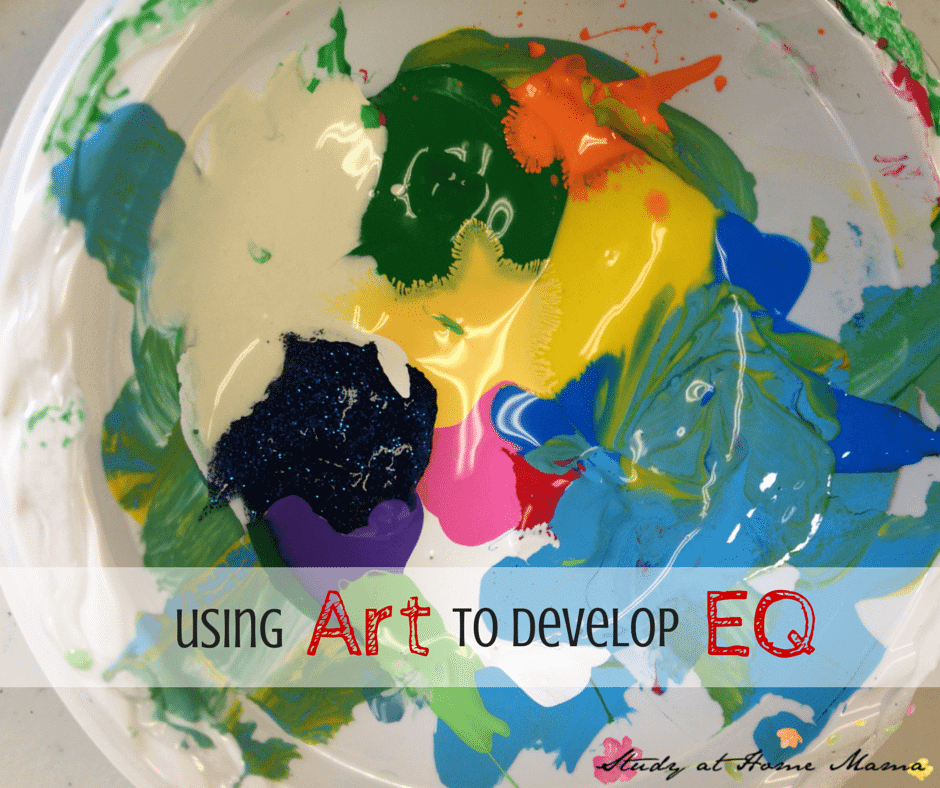 Using Art to develop EQ