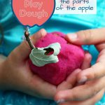 Apple Play dough