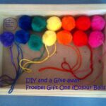 DIY: Froebel Gift One (Colour Balls)