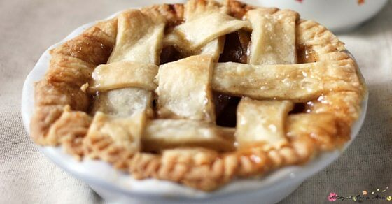The easiest and most delicious apple pie recipe to ever come out of your kitchen.