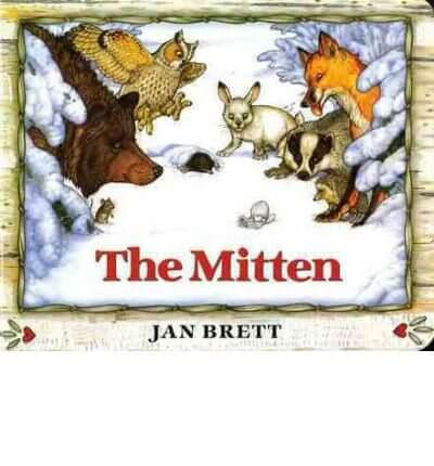 the mitten - review and mini-unit