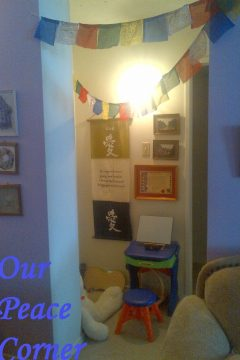 Our Peace Corner