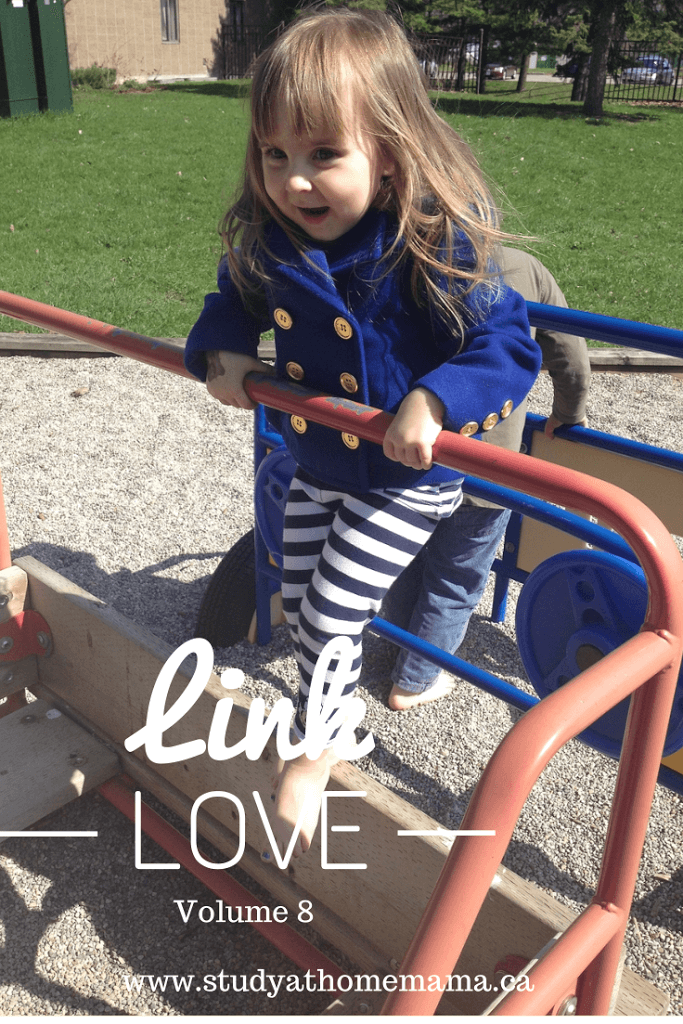 Link Love, Volume 8 on Study-at-Home Mama