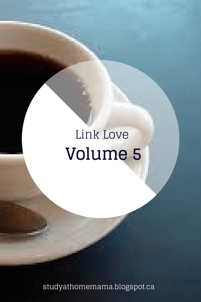 Link Love, Volume 5 -  Sugar, Spice and Glitter #nursing #psychology #play #reading #manners