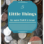 Budgeting: All the Little Things