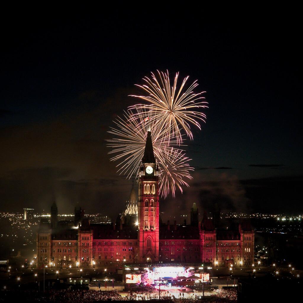 Canada Day, Alex Ferguson
