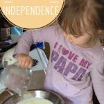 Nurturing Independence