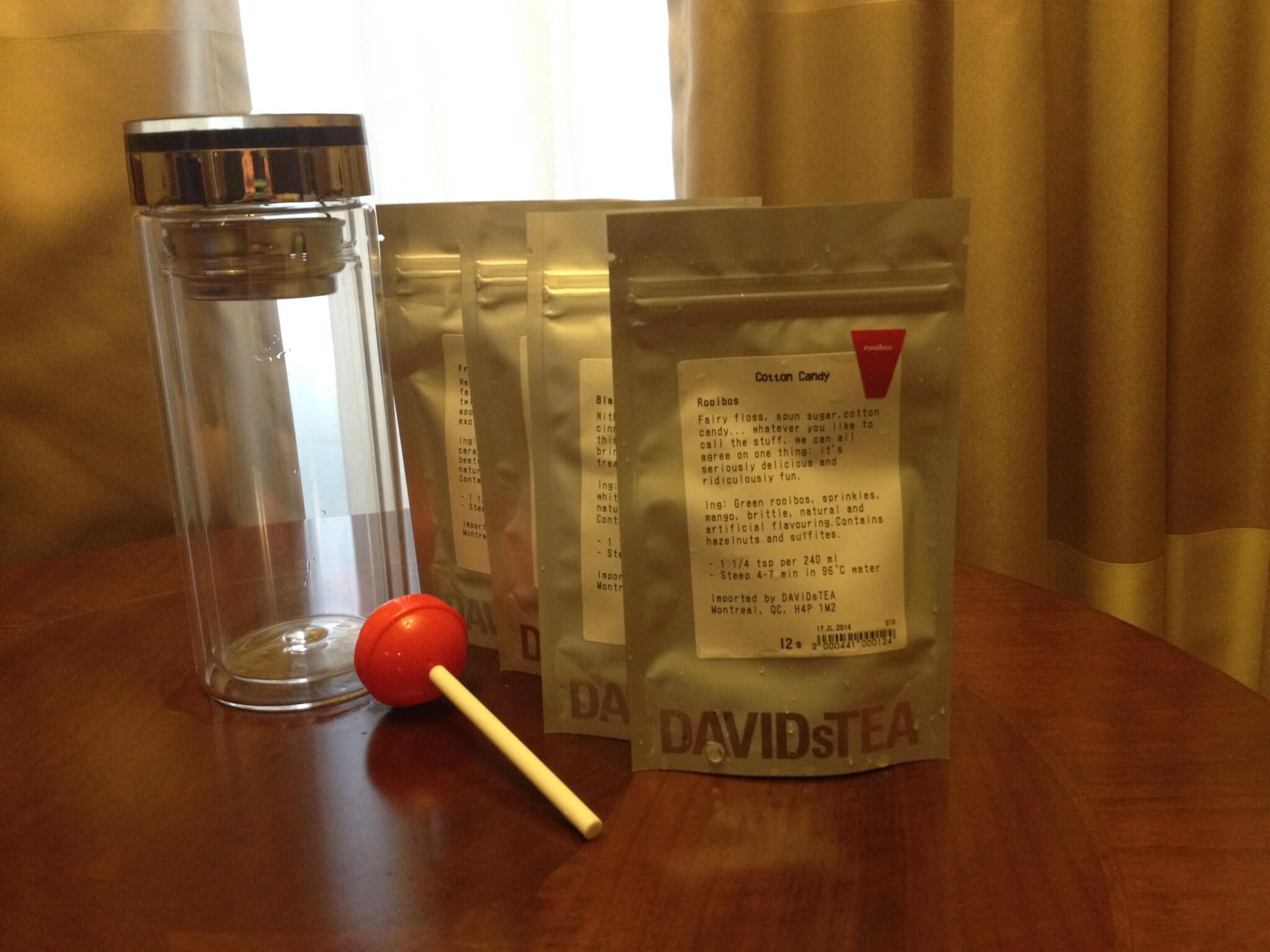 summer teas for travel
