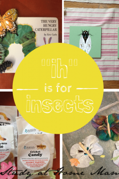 """""""ih"""" is for insects"""