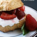 Kids' Kitchen: Strawberry Shortcake