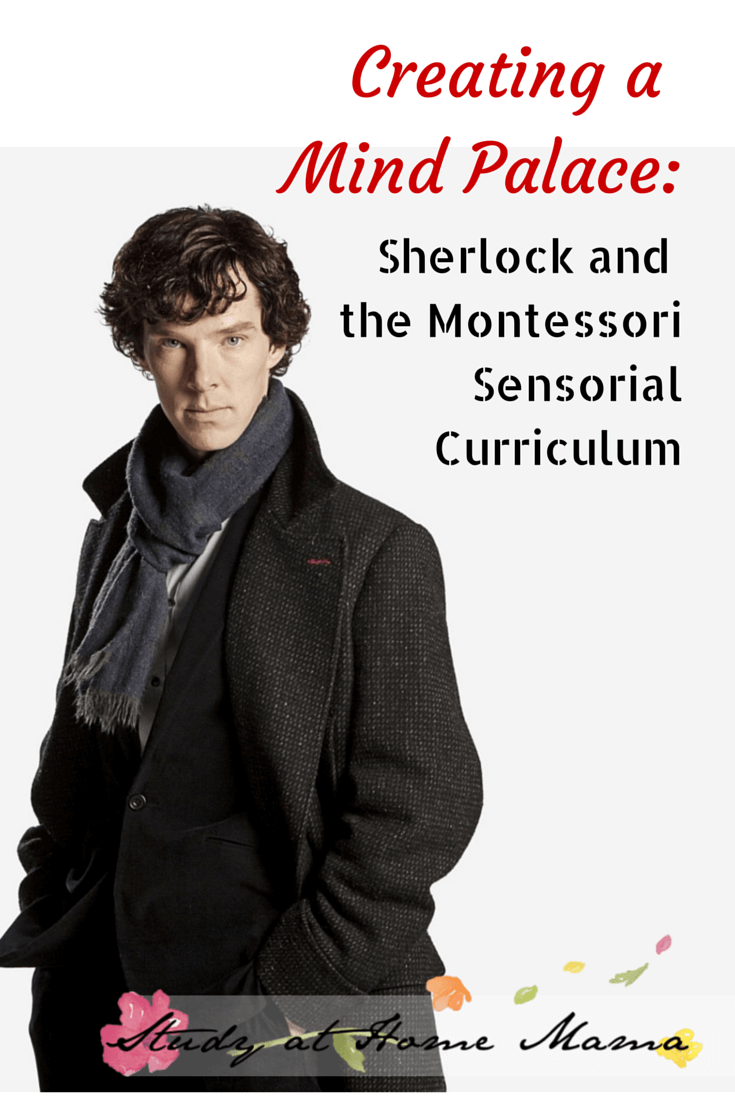 Creating a Mind Palace: Sherlock and the Montessori Sensorial Curriculum