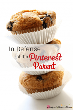 In Defense of the Pinterest Parent