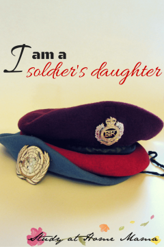 I am a Soldier's Daughter