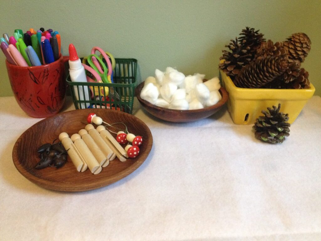 winter provocation that leads to winter scenes