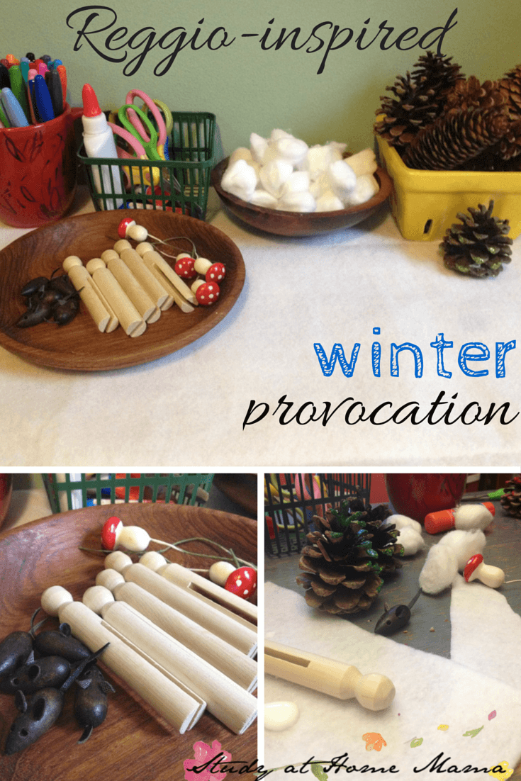 Winter Provocation ⋆ Sugar, Spice and Glitter