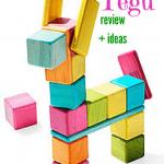 Tegu Blocks Review + Ideas