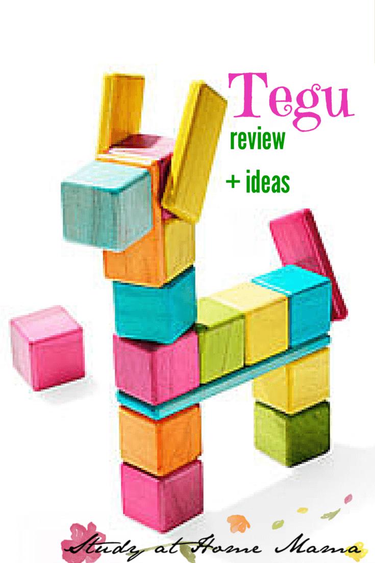 Tegu review + ideas