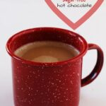 Kids' Kitchen: Healthy Hot Chocolate Printable Recipe