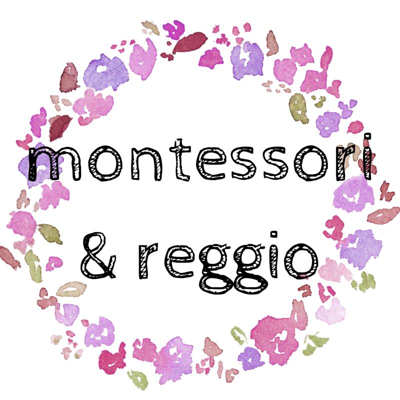 Montessori & Reggio -- all learning posts on study at Home Mama