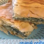 Spanakopita