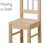 Practical Life: Moving a Chair
